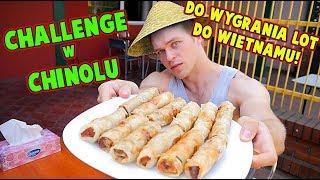 SAJGONKI SPEED EATING CHALLENGE w CHINOLU SAI GON (WYGRAJ LOT DO WIETNAMU!) | [Epic Speed Meal]