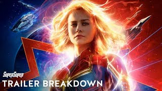Captain Marvel Trailer 2 Breakdown in Hindi | SuperSuper