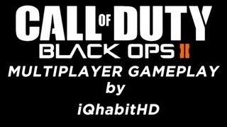 Black Ops 2 Multiplayer Gameplay | Herrschaft auf HIJACKED