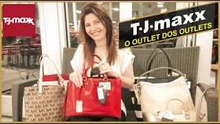 Repeat youtube video TJ MAXX O OUTLET DOS OUTLETS