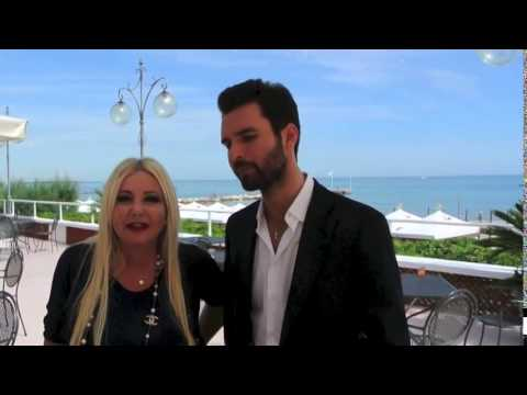 AMBI Pictures Lady Bacardi and Andrea Iervolino Interview 71st Venice Film Festival