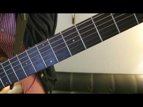 """Prince Royce - """"El Amor Que Perdimos"""" How to Play Guitar (Easy!! Guitar Tutorial!!)"""