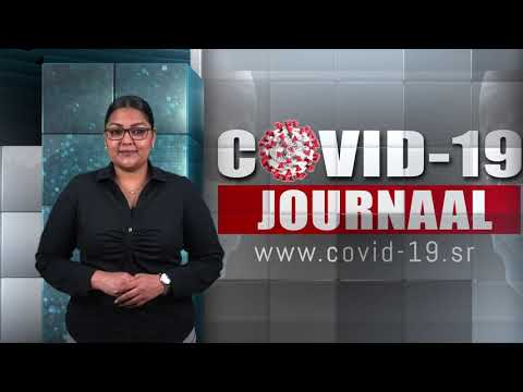 Het COVID 19 Journaal Aflevering 44 22 September