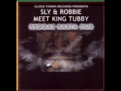 Sly & Robbie meet King Tubby - Reggae Rasta Dub - Album