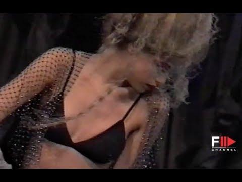 GUILLERMINA BAEZA Fall Winter 1997 1998 Barcelona - Fashion Channel
