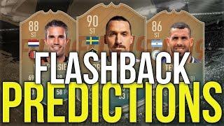 FIFA 19 - FLASHBACK PREDICTIONS