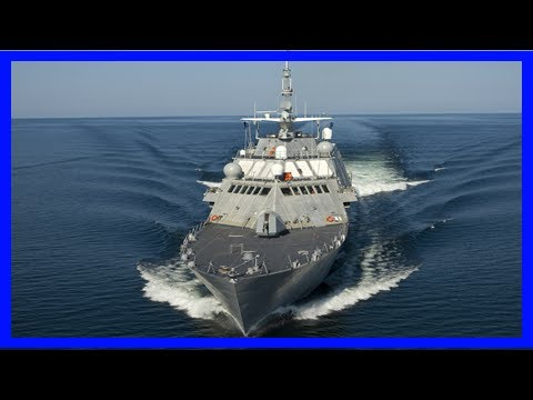 Breaking News   Contract awarded for new navy combat ship in marinette