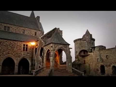 Fougères, Vitré - Castles of Brittany, France
