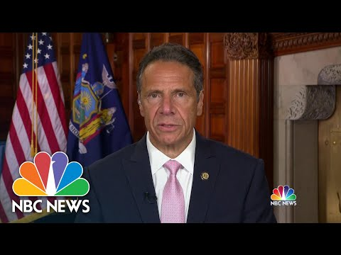 NY Gov. Cuomo: Government 'Failed Effort To Stop The First Wave' | Meet The Press | NBC News