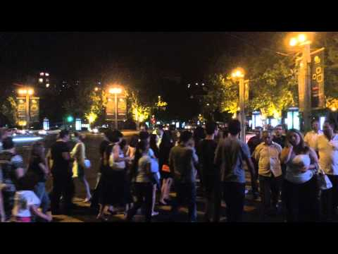 Yerevan,20.07.15,Ereko, Abovyan, Hyusisain, Opera.