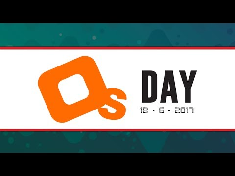 ถ่ายทอดสดงาน OS DAY รวมทุกความสนุกจาก OS