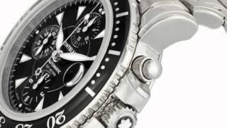 Montblanc Sport XXL Automatic Chronograph Mens Watch 3273