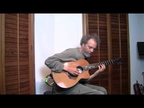 """Peter Sprague Plays """"Desafinado"""""""