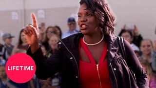 Dance Moms: Major Mom CLASH at Competition (Season 7 Flashback)   Lifetime