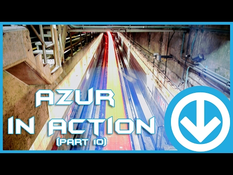 New Montreal's Metro Azur in action at various station (Part 10)