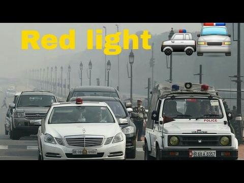 Red light , Punjabi song