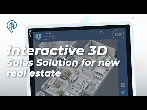 Hauzd Interactive 3D application for real estate