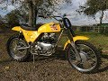 Triumph Wasp Rhind Tutt RT3 650cc Pre-Unit Scrambler for Sale