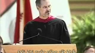 Steve Jobs và bài phát biểu gây ảnh hưởng nhất trong sự nghiệp