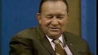 Tex Ritter talks about politics & cowboy movies