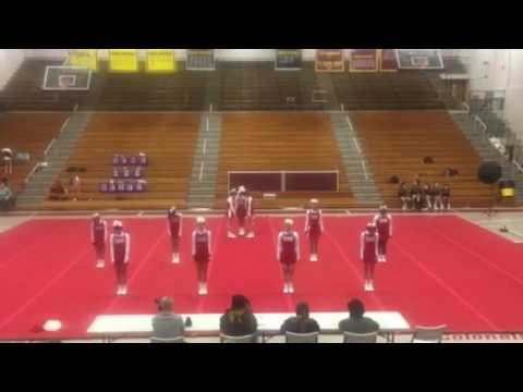 Scott County Middle School (2017) Just Keep Dreaming Cheer Competition
