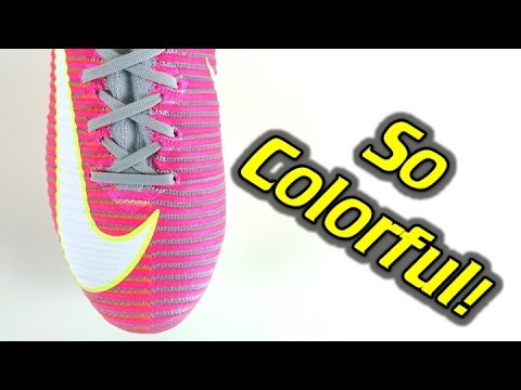 Nike Mercurial Superfly 5 Women's (Motion Blur Pack) One Take Review + On Feet