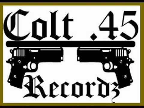 Colt .45 Recordz Official Instrumental