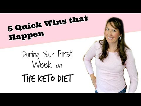 What to Expect Your First Week on Keto for Weight Loss