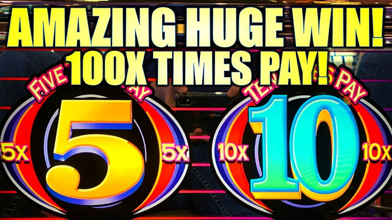 100x Pay Slot