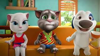 Download ⚽ Football Freak ⚽ - Talking Tom Shorts Episode 43 Mp3 and Videos