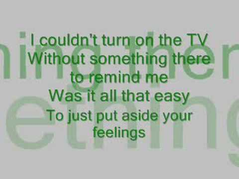 Better In Time  Leona Lewis & Lyrics`