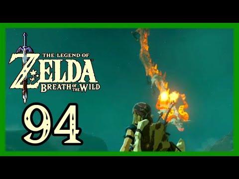 Zagrajmy w The Legend of Zelda Breath of the Wild 94: Bohater, jego tarcza i smok
