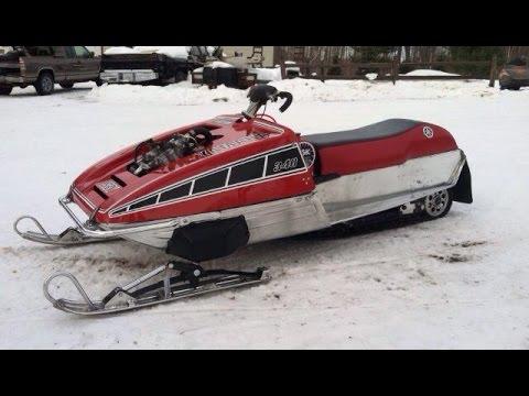 Vintage Snowmobile Videos 29