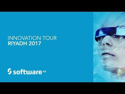 Innovation Tour Riyadh - 2017
