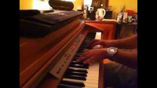 Nothing's gonna change my love for you - George Benson on PIANO (finger81 arrangement)