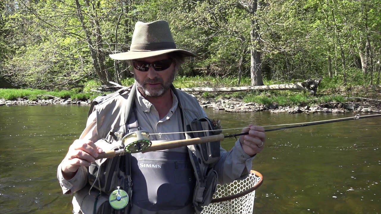 Trout Fishing Fun with Caddis