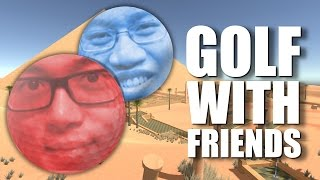 Golf With Friends: Amaz vs Trump: The Rematch