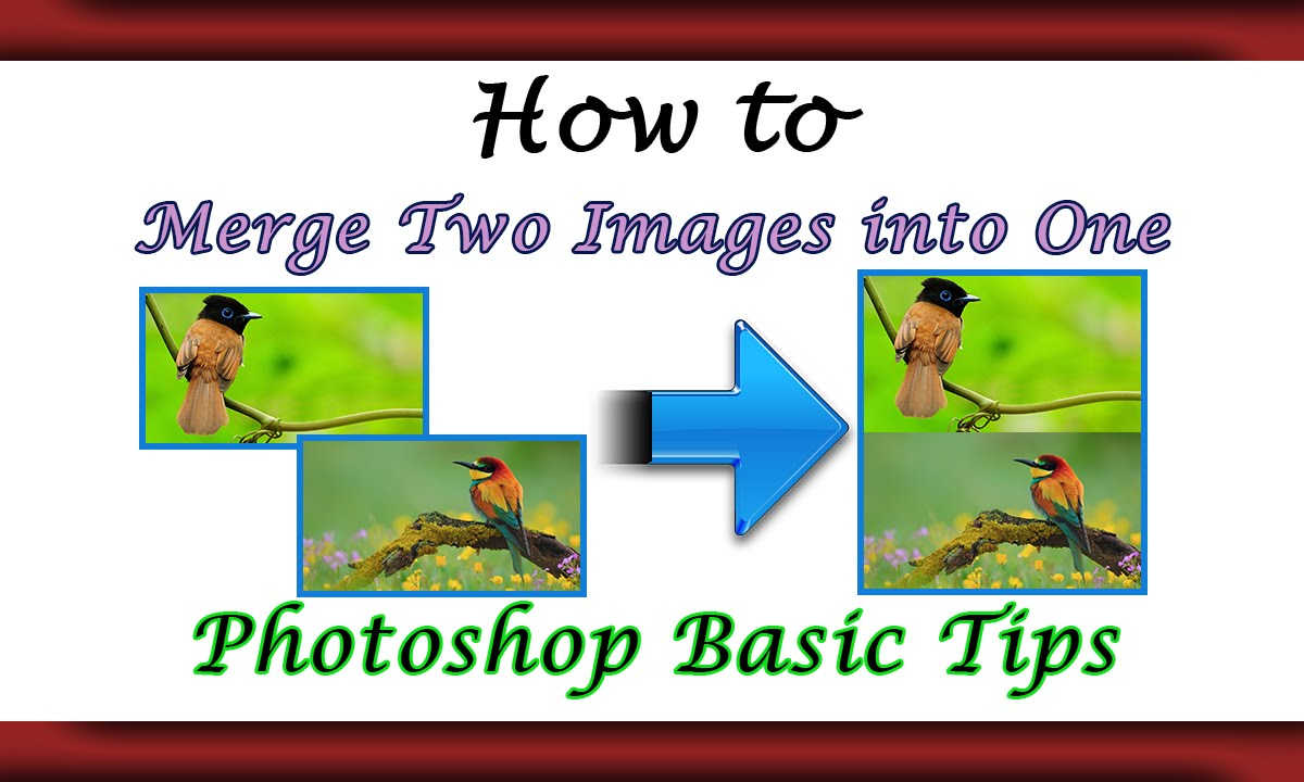 how to merge images into one pdf