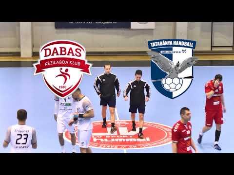 Dabas VSE KC - Grundfos Tatabánya KC NB I. kézilabda mérkőzés