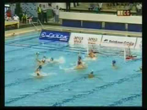 Montenegro - Serbia water polo World League 07 pre..flv