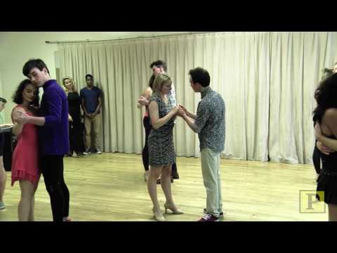 """Inside Rehearsals for """"Fiorello!"""""""