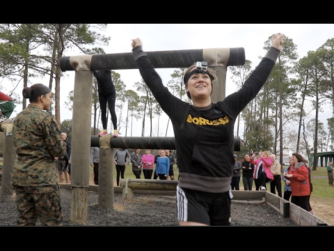 A civilian survives Marine Corps Boot Camp, Parris Island