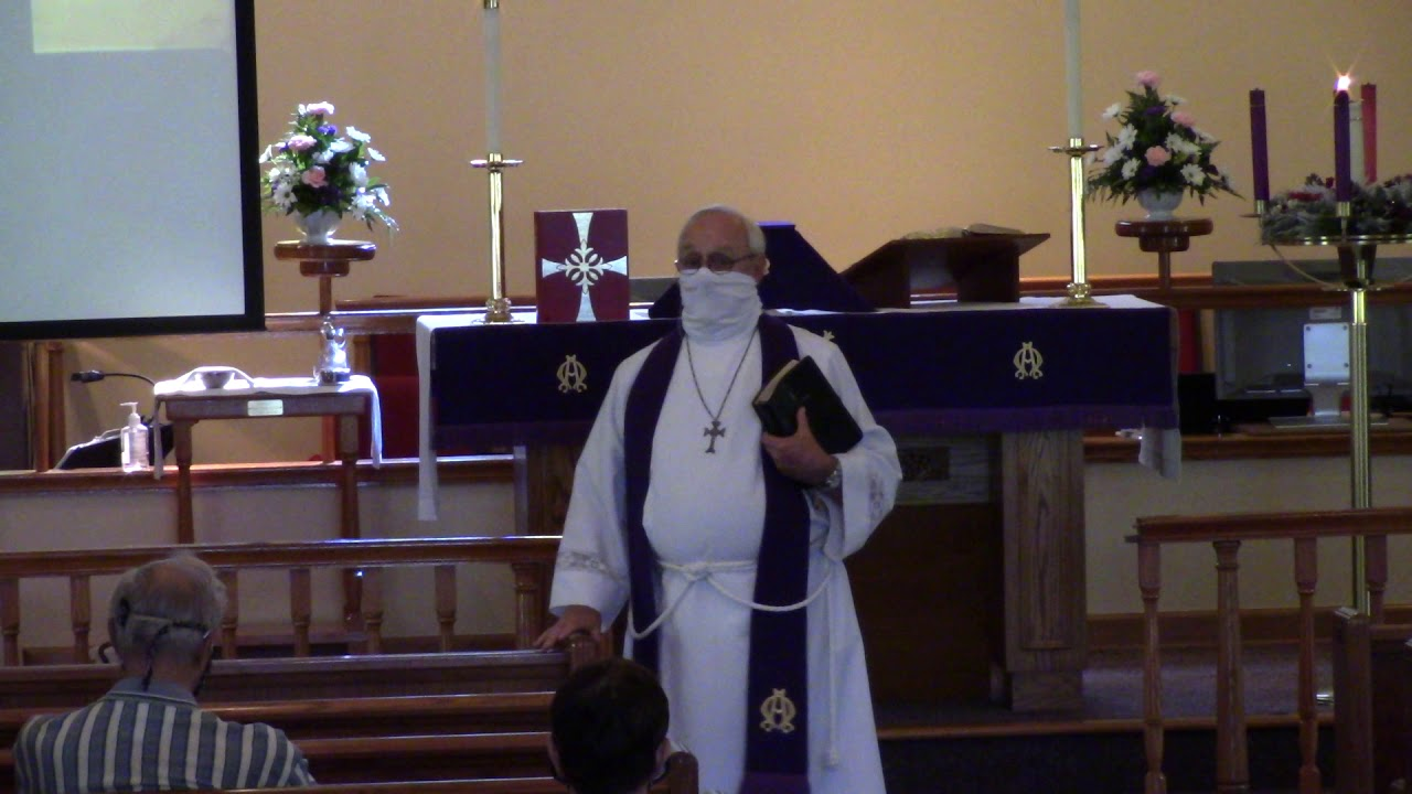 First Sunday of Advent with Fr Norm