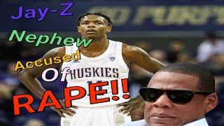 Jay-Z nephew accused of rape!!😱😱 Suspended from University of Washington!! #undeniablekeziah