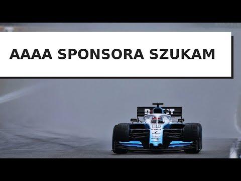 Williams na minusie, Haas bez sponsora. Co to oznacza? || Ósmy bieg #36
