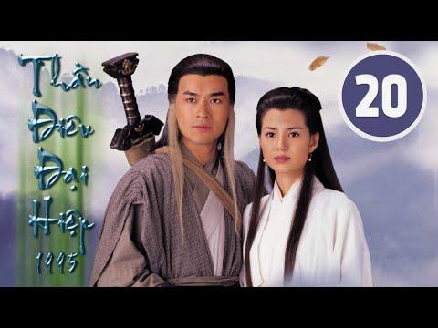 Thần điêu đại hiệp 20/32 (tiếng Việt), DV chính: Cổ Thiên Lạc, Lý Nhược Đồng;  TVB/1995