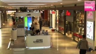 Mercaden in Böblingen - einen Tag vor der Eröffnung