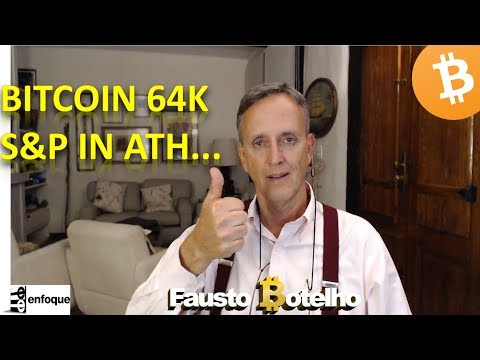 BITCOIN 64K ~ 350K S&P IN ATH AND 9 COIN WE'RE LOOKING AT.