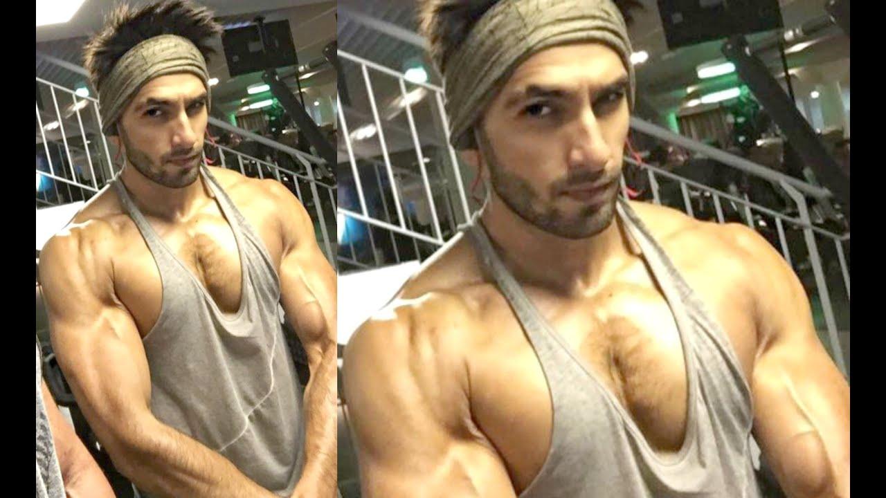 BEFIKRE - Ranveer Singh HOT Body Look - YouTube