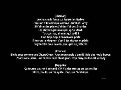 Columbine Feat. Charles Vicomte - Dom Pérignon (paroles)